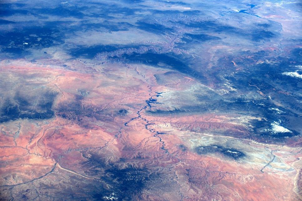 Национальный парки в районе Гранд Каньона, США