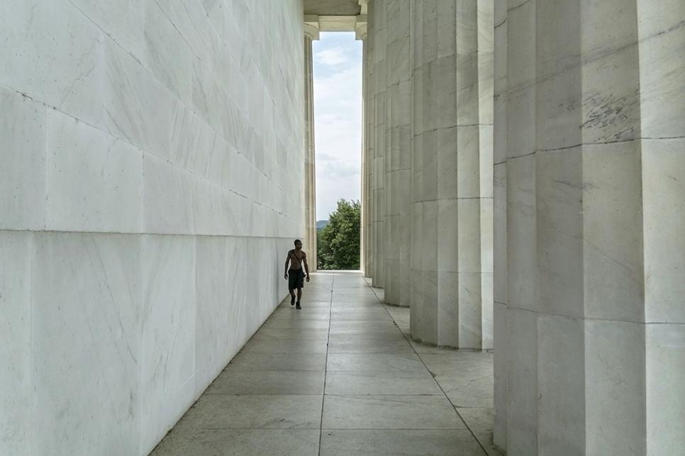 Мемориал Линкольна, Вашингтон, США