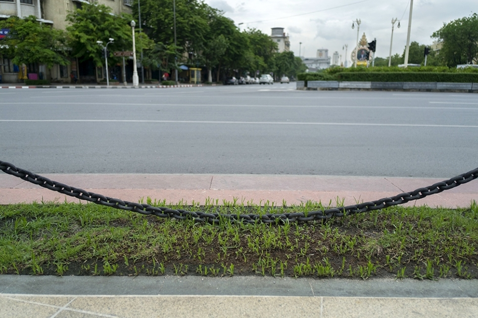 Монумент демократии, Бангкок, Таиланд