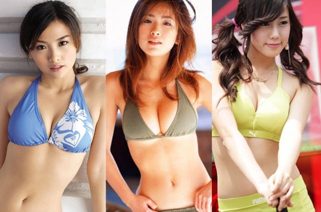 Японки кореянки фото #6