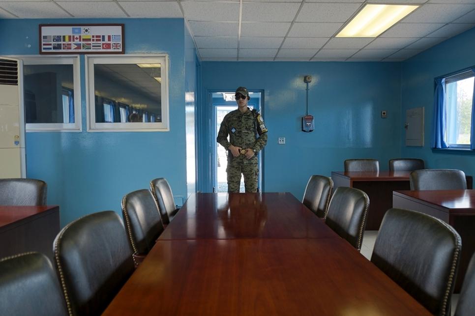Граница между Северной и Южной Кореями