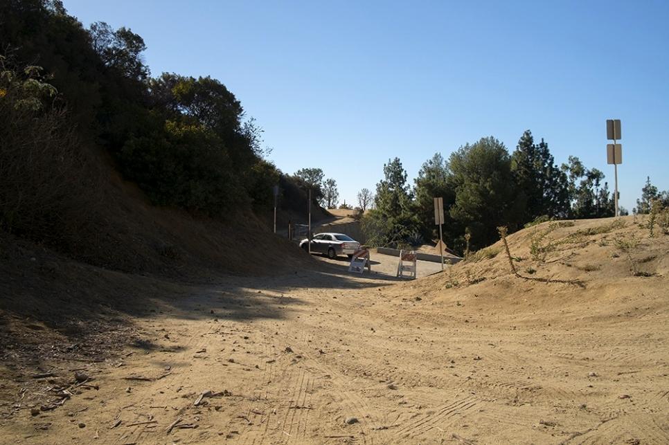 Знак Голливуд, Лос-Анджелес, США