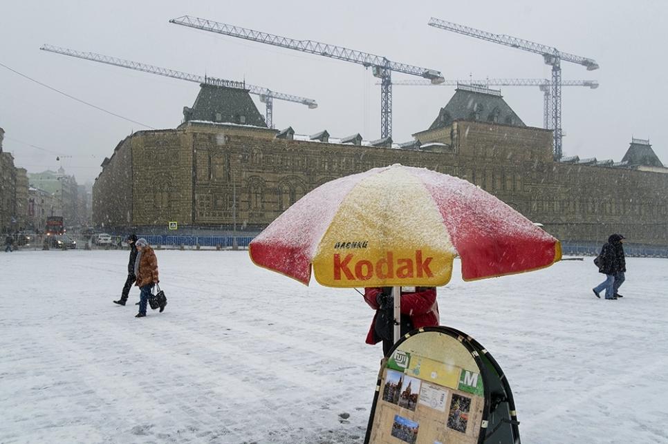 Мавзолей Ленина, Красная площадь, Россия