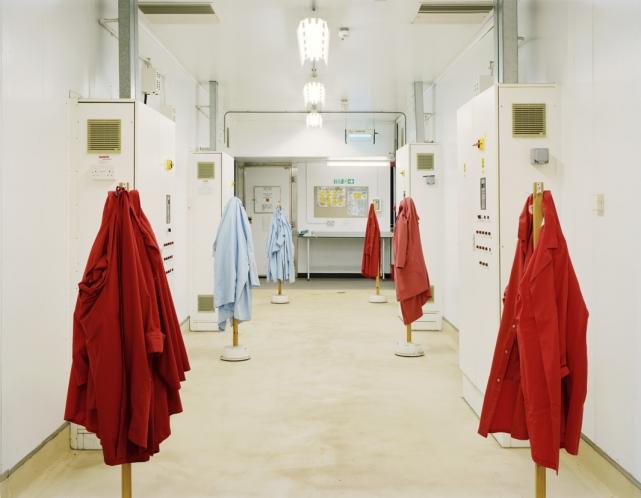 Лаборатория научно-исследовательского центра по изучению микробиологии и природы растений, Норфолк.