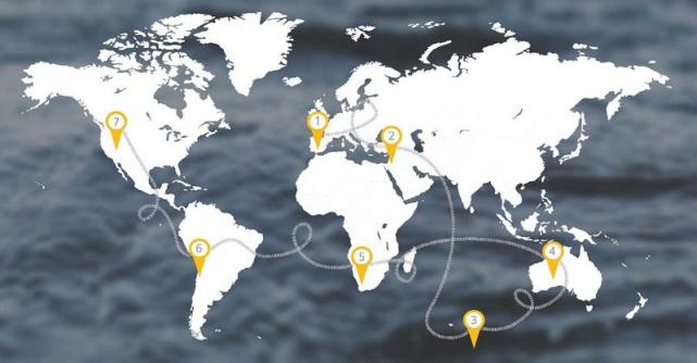 Пустыня Табернас (Испания), пустоши Аравийского полуострова (Иордания), Антарктида, пустыня Виктория (Австралия), пустыня Кару (ЮАР), пустыня Атакама (Чили), пустыня Монахе (США)