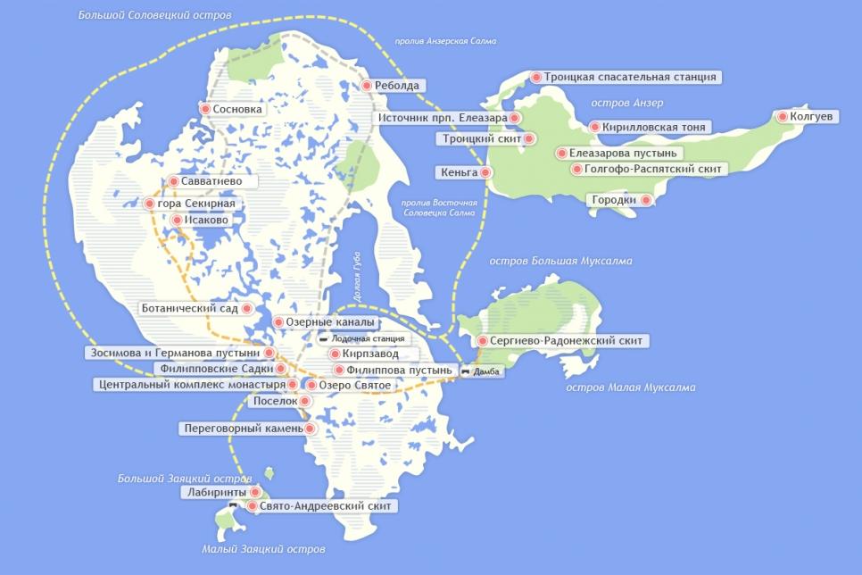 Соловки: тайна Большого Заяцкого острова - Статьи - Арриво