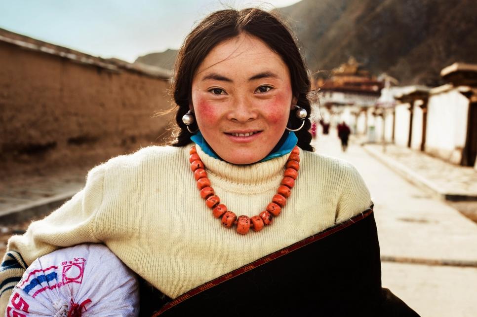 Тибет, Китай