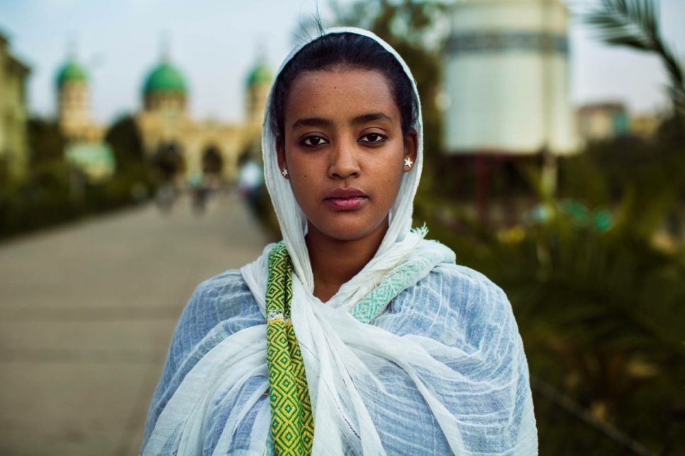 Адис-Абеба, Эфиопия
