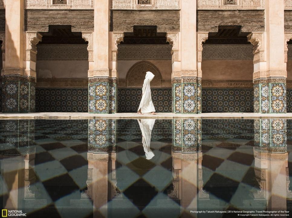 Фото: Takashi Nakagawa. Снято в: Марракеш, Марокко.