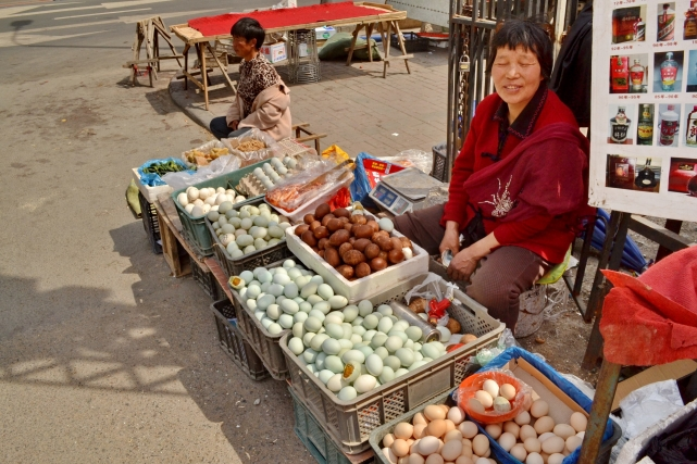 Рынок в Чанчуне