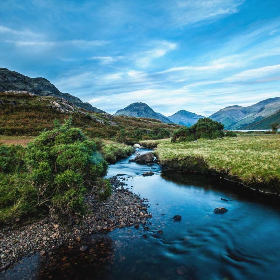 Wast Water, Шотландия