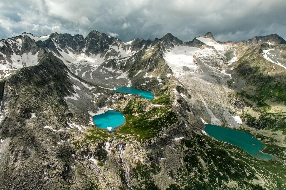 Мультенские озера, Алтай