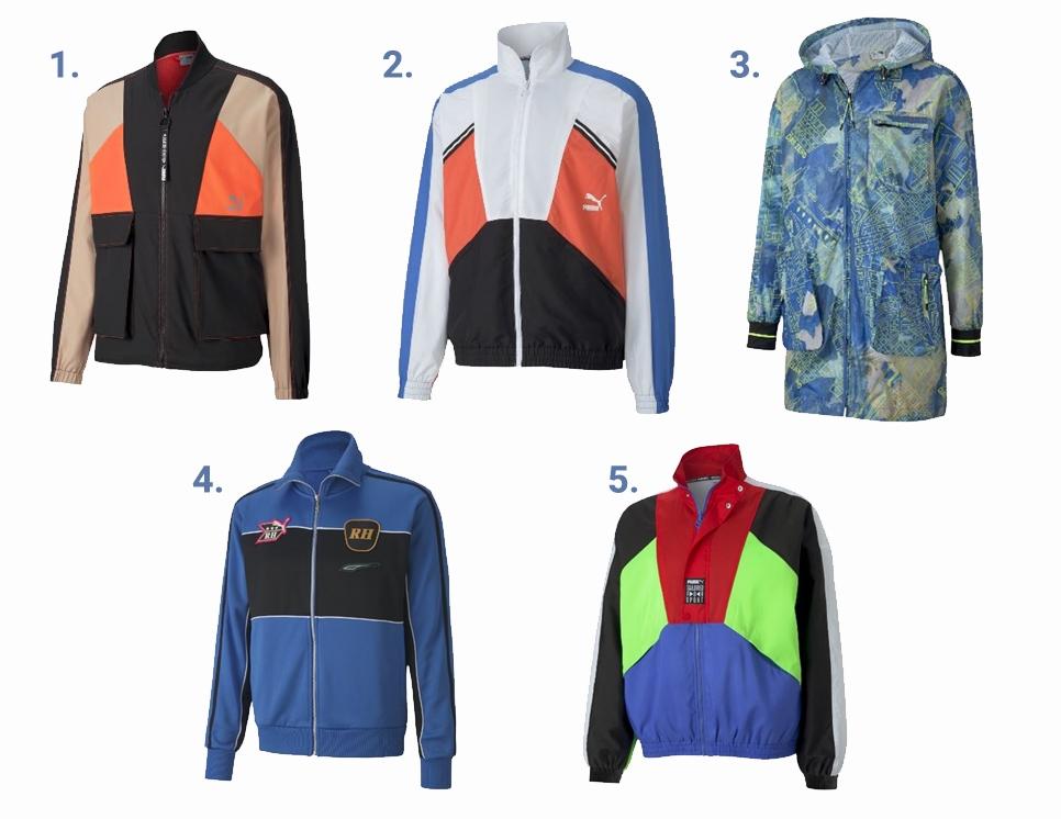 Выберите куртку из новой коллекции PUMA и узнайте, куда вам стоит полететь в отпуск!