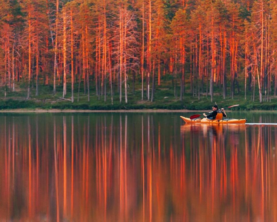 Hossa, Финляндия