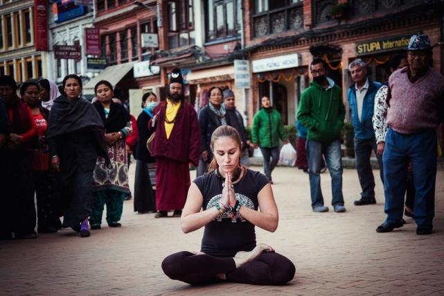 Будданатх, Катманду, Непал