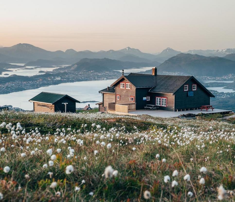 Sulafjellet, Норвегия