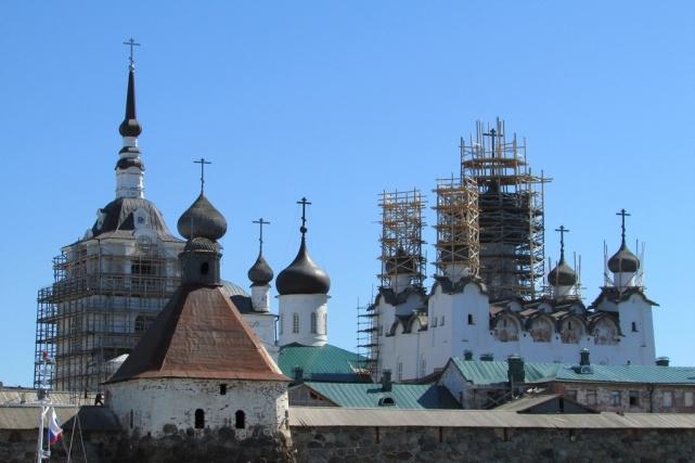 Соловетский монастырь
