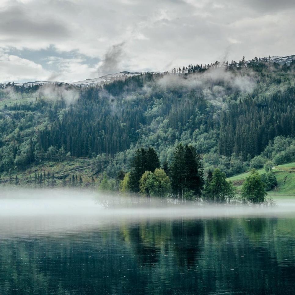 Stamneshella, Норвегия
