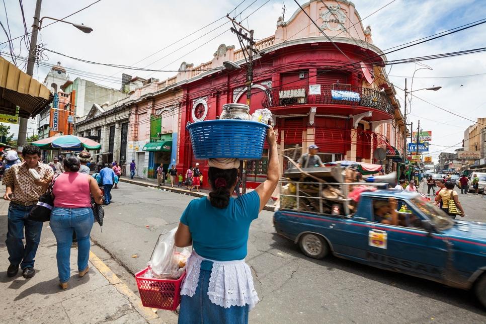 Сан-Сальвадор, Эль-Сальвадор