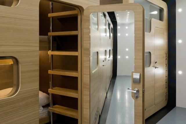 Фото: Sleepbox Moscow