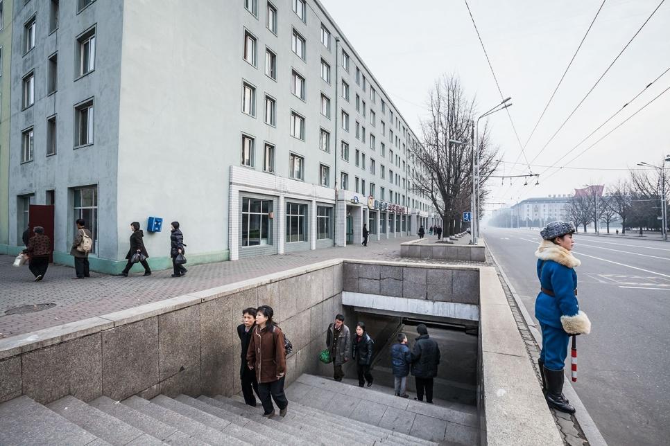 Пхеньян, Северная Корея
