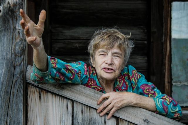 Баба Маша из Томска