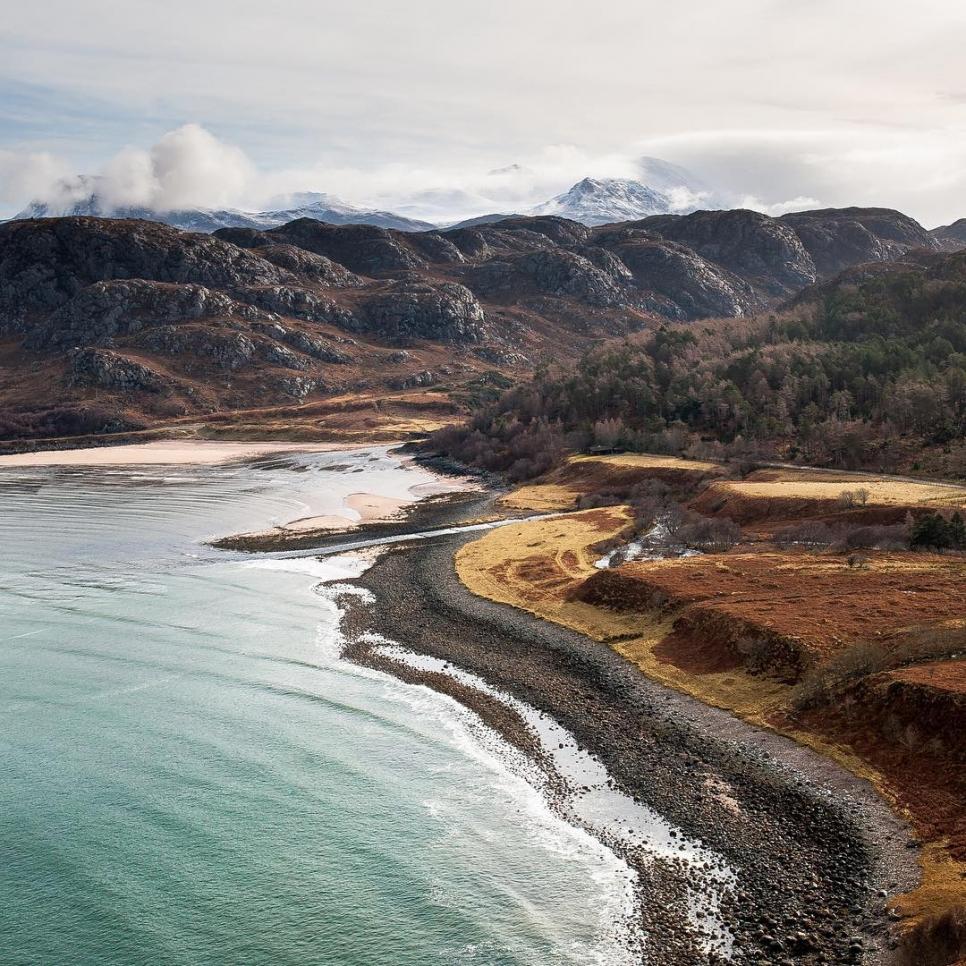 Mungasdale, Шотландия