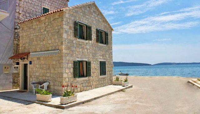 Дом с видом на море, Хорватия