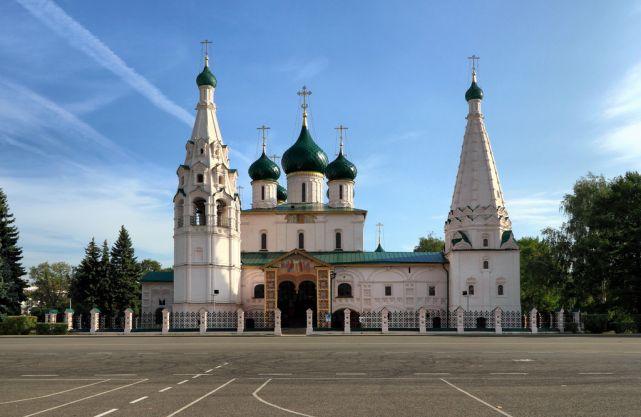 Исторический центр города ярославля доклад 7001