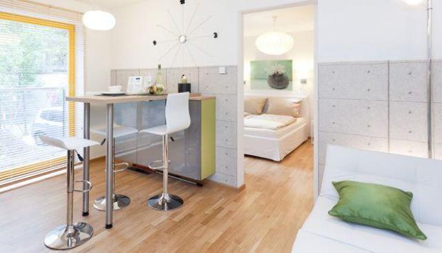 Современные апартаменты в центре Берлина, Германия