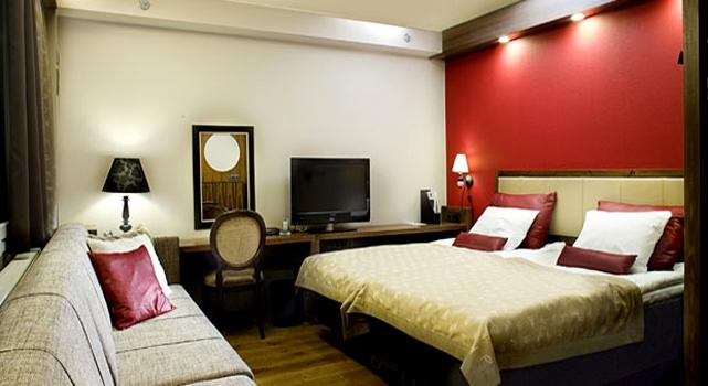 Отель Santa`s Hotel Santa Claus