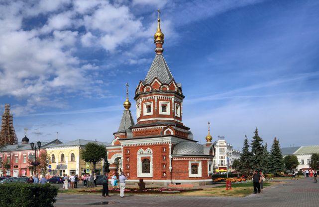 Исторический центр города ярославля доклад 8007